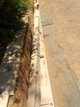Gutters used