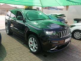 2013 Jeep Grand Cherokee SRT8 in immaculate condition