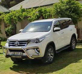 2.8Gd-6 Toyota Fortuner