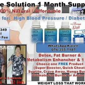 The solution 30 day extra strength