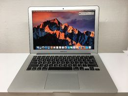 2016 Apple MacBook Air 13'' 1,6GHz i5 8gb озу 128ssd модель MMGF2