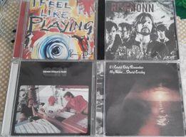 CD - Ronnie Wood, Reamonn, David Crosby, CSN