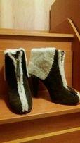 Зимние ботиночки Vero Cuio
