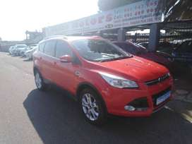 2015 Ford Kuga 1.5 EcoBoost Trend FWD AT