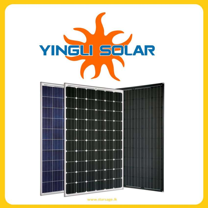 Yingli Solar - 330Wp Polycrystalline panel (72-Cell) 0