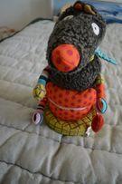 piramida miękka układanka zabawka wilk Ebulobo