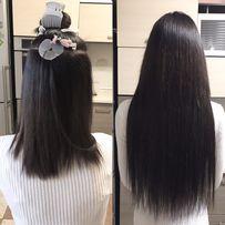 Наращивание волос!Ассортимент волос для наращивания.
