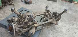 Audi Q5 Back Suspension