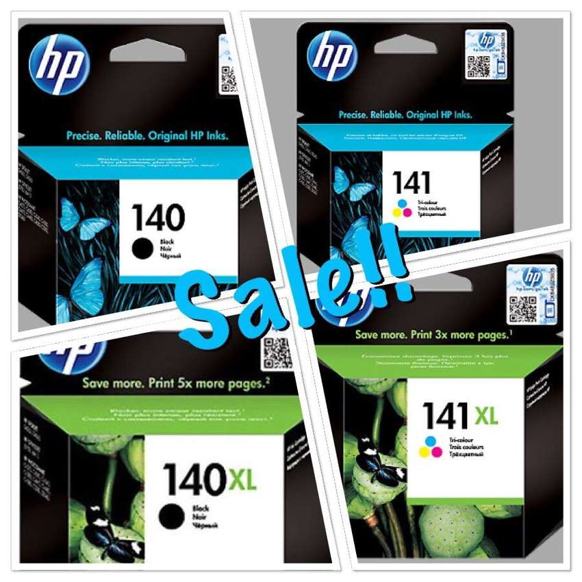 Hp140. Cartridges on sale 0
