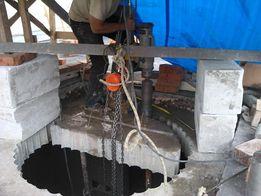 Сверление отверстий. Алмазное сверление. Сверление в бетоне. Бурение.