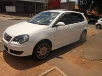 Image of 2008 VW Polo 1.6 Full house with mags and a sunroof for sale