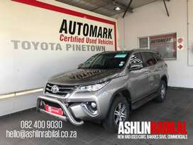 2019 Toyota Fortuner 2.4GD-6 R/B Auto for sale