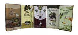 Оливковое масло Extra vergine di oliva 5L от одного ящика