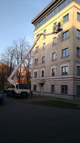 Podnośnik Koszowy Warszawa-Zwyżka 27 m Warszawa - image 4