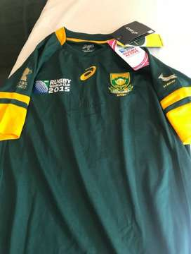 SA World Cup Rugby T-shirt (2015)