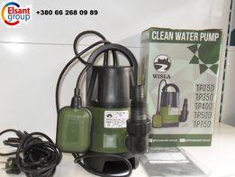 Насос для воды дренажный-фекальный бытовой универсальный Польша Wisla