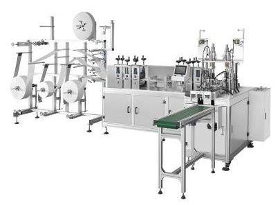 Оборудование для производства масок и респирараторов