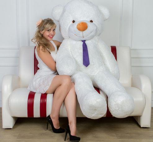 Акция! Купить Большого Плюшевого Мишку Медведя. Мягкие игрушки. ЖМИ! Виноградов - изображение 5