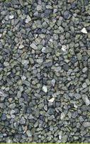 GRYS ZIELONY kamień NATURALNY 8-16mm żwir dekoracyjny do ogrodu BIGBAG