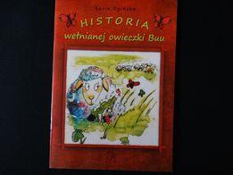 """""""Historia wełnianej owieczki Buu"""" Lusia Ogińska"""