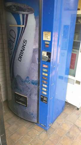 Vending machine For Cold Drink
