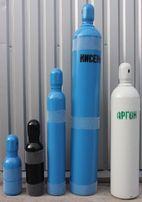 Новые баллоны для технических газов (кислород, аргон, углекислота)