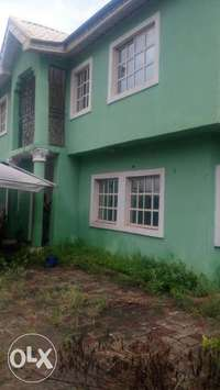 Vacant Executive 5bed Rooms Duplex at Ajao Estate Isolo. CofO 0