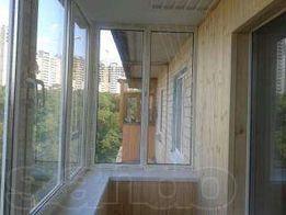 Установка металопластиковых окон,балконов,обшивка балк.от 1100грн.кв.м