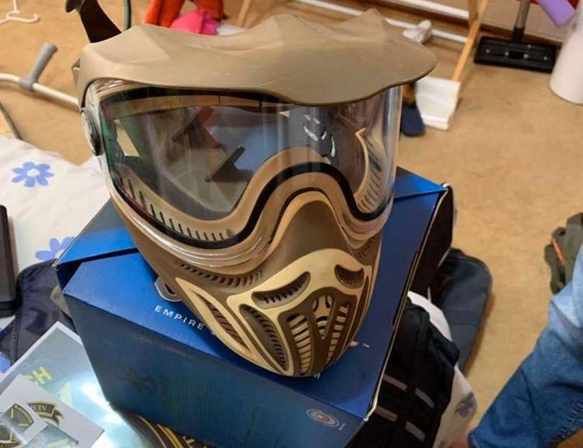 Paintball Empire e-Vent (ONCO) face mask for sale. 0