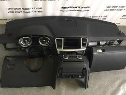Торпеда Безопасность Airbag GL GLE GLS ML 166 Мерседес