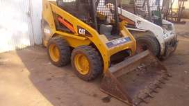 Cat skid loader for sale