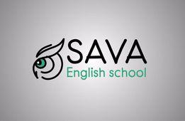 Англійська, английский, English school SAVA
