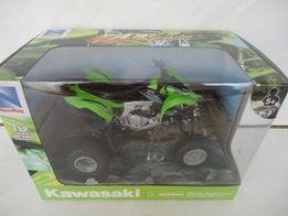 Моделі квадроцикл 1:12 Kawasaki Honda Suzuki Yamaha 450 660 мотоцикл