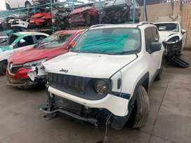 2018 Jeep Renegade Stripping For Spares