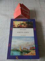 """książka """"Martin Eden"""" Jack London"""