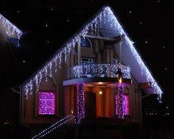 Гирлянда уличная шланг Дюралайт светодиодный LED 10м,20м,100м все цвет