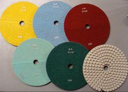 Шлифовально-полировальные круги Ф 250 мм.