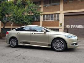 Ford Fusion DSG 2ltrs