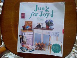 книга на английском Junk for Joy