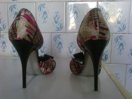Стильные туфли для девушки. Офис