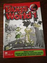 Bugs World 1C zeszyt ćwiczeń macmillan