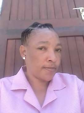 Lesotho maid,nanny and cook needs stay in work