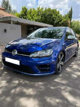 GOLF 7 R DSG FOR SALE AT VERY GOOD PRICE