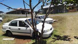 Selling my 2 cars for both R33 500.