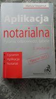 Testy do aplikacji notarialnej, wydanie 5