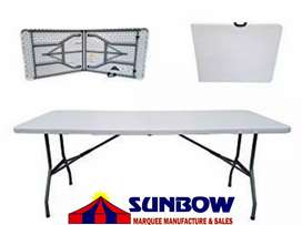 Plastic Folding Tables For Sale!