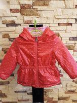 Двусторонняя курточка Benetton для девочки