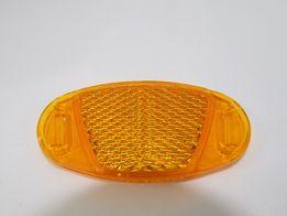 odblaski pomarańczowe na szprychy rowerowe.