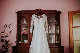Suknia ślubna 38-42