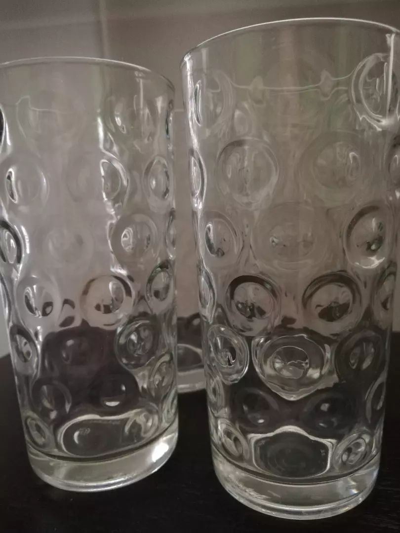 6ks skleniček 0